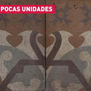 Mosaico Hidráulico Cenefa 050 Unidades