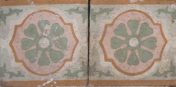 Mosaico Hidráulico Cenefa 051