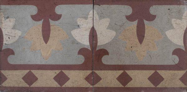 Mosaico Hidráulico Cenefa 054