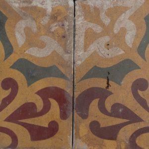 Mosaico Hidráulico Cenefa 056