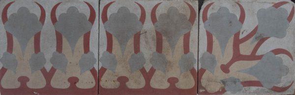Mosaico Hidráulico Cenefa 059