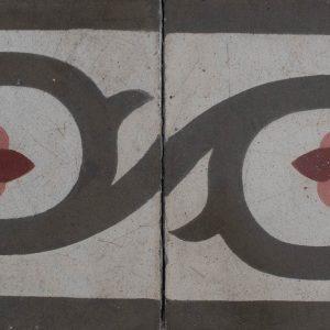 Mosaico Hidráulico Cenefa 062