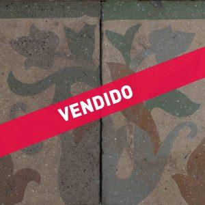 Mosaico Hidráulico Cenefa 068 Barcelona Vendida