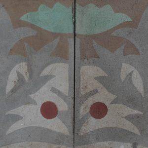 Mosaico Hidráulico Cenefa 069