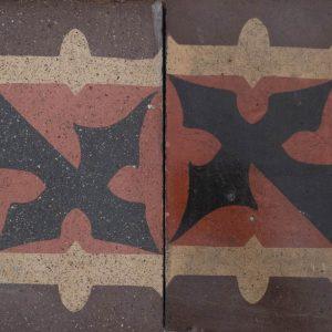 Mosaico Hidráulico Cenefa 070