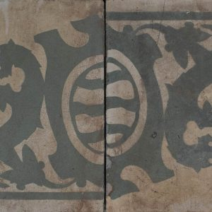 Mosaico Hidráulico Cenefa 076