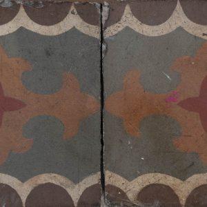 Mosaico Hidráulico Cenefa 077