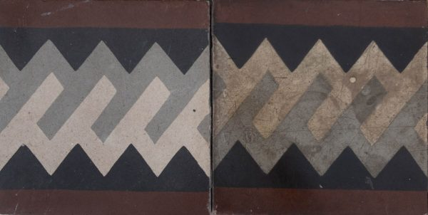 Mosaico Hidráulico Cenefa 078