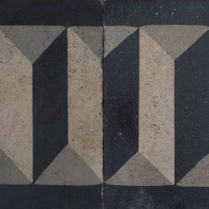 Mosaico Hidráulico Cenefa 080