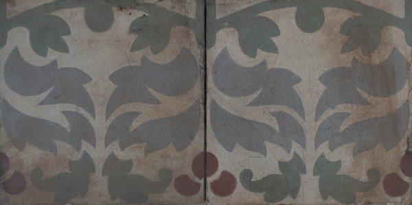 Mosaico Hidráulico Cenefa 081