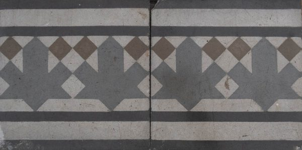 Mosaico Hidráulico Cenefa 082