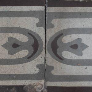 Mosaico Hidráulico Cenefa 083