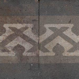 Mosaico Hidráulico Cenefa 085