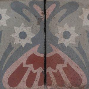 Mosaico Hidráulico Cenefa 092