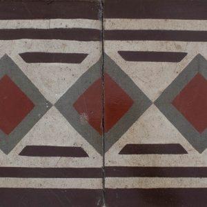 Mosaico Hidráulico Cenefa 093