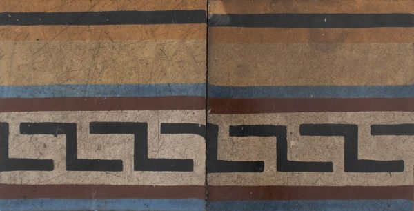 Mosaico Hidráulico Cenefa 094