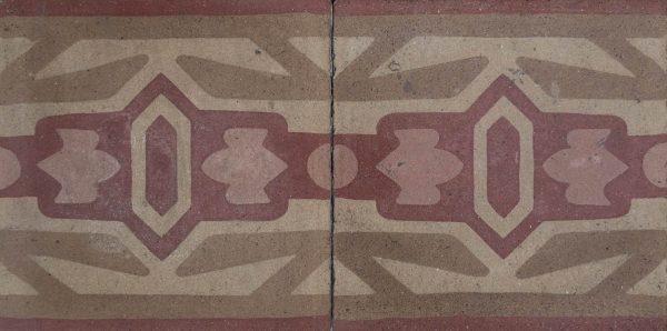Mosaico Hidráulico Cenefa 095