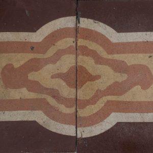 Mosaico Hidráulico Cenefa 096