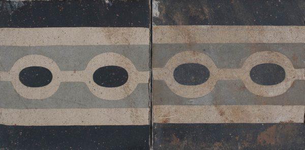 Mosaico Hidráulico Cenefa 097