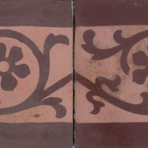 Mosaico Hidráulico Cenefa 098