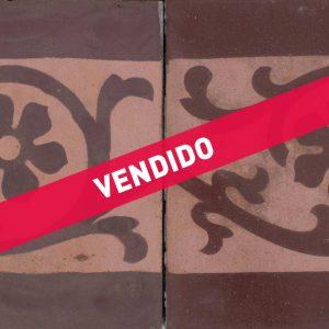 Mosaico Hidráulico Cenefa 098 Vendido Barcelona