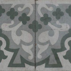 Mosaico Hidráulico Cenefa 099