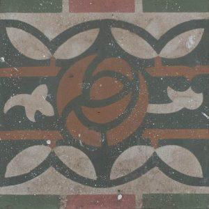 Mosaico Hidráulica Cenefa 100