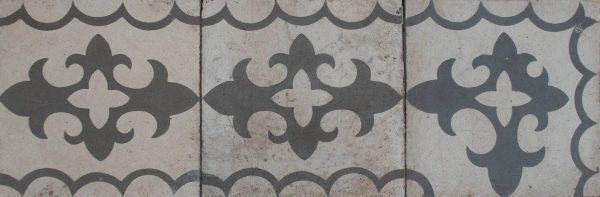 Mosaico Hidráulico Cenefa 101