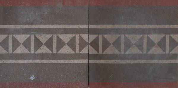 Mosaico Hidráulico Cenefa 102