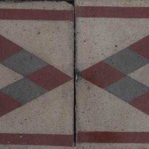 Mosaico Hidráulico Cenefa 105
