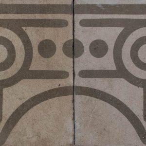 Mosaico Hidráulico Cenefa 106